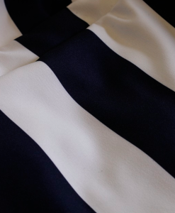 Cadet Stripe Navy