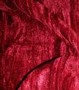 Crushed Velvet Garnet