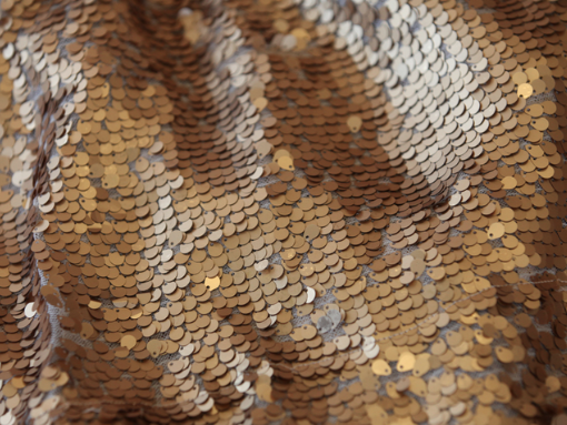 Gypsy Sequins Gold