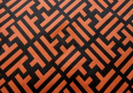 Metric Orange Brown