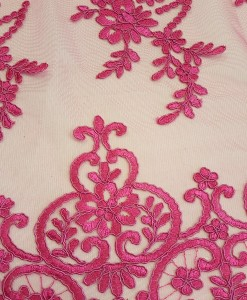 Monarch Lace Fuchsia