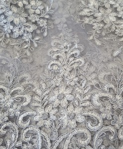 Noble Lace Pewter