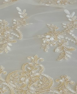 Monarch Lace Ivory