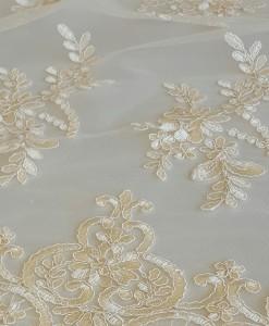Monarch Lace Ivory