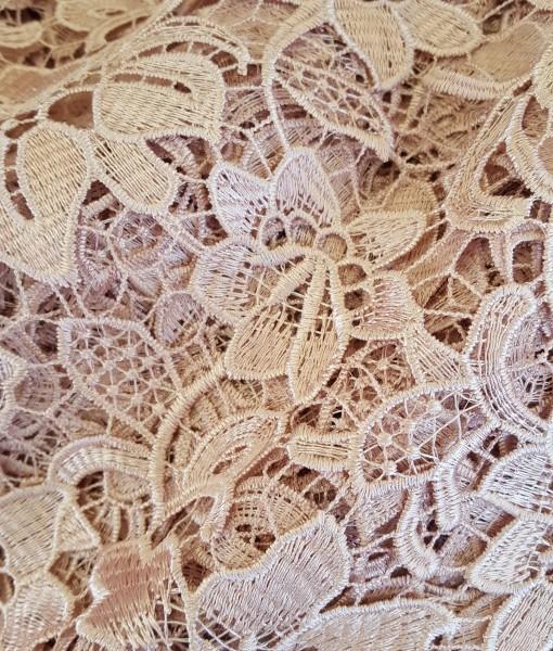 Vintage Blush Lace