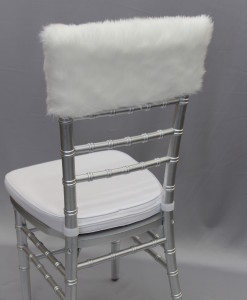 Fur Chair Cap