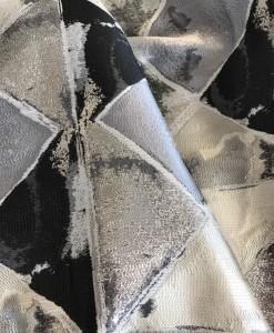 Precision Black Silver