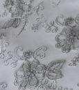 Fantasy Floral Silver