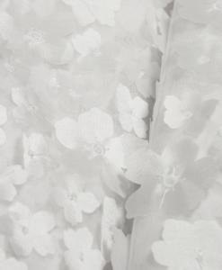 Sweet Florals White