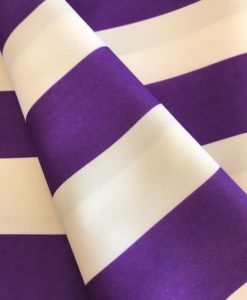 Cadet Stripe Purple