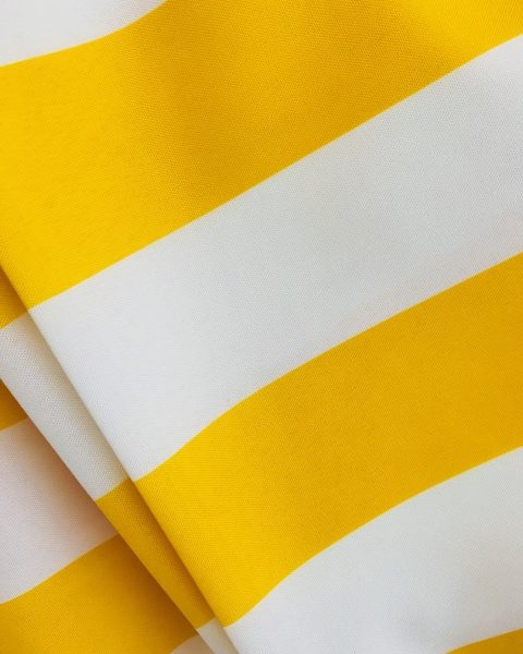 Cadet Stripe Yellow