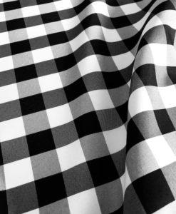 Black and White Check
