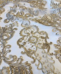 Burano Gold Lace