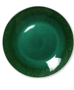Emerald Green Charger Plate