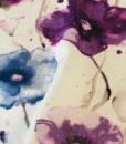 Springtime Floral Violet