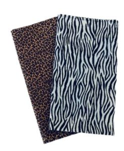 Animal Print Napkins