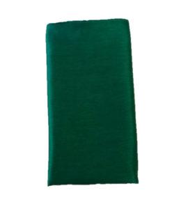 Silken Emerald Napkin